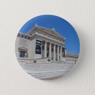 Chicago Field Museum 6 Cm Round Badge