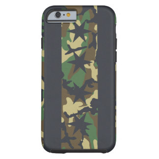 Chicago Flag Camouflage iPhone 6 Tough™ Tough iPhone 6 Case