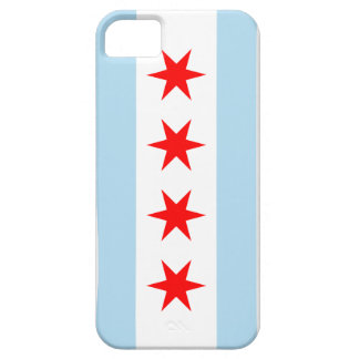Chicago Flag Colour - iPhone 5 iPhone 5 Cover