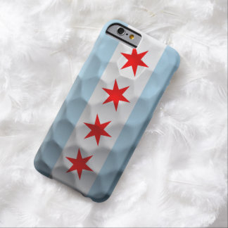 Chicago Flag Golf Ball Pattern Barely There iPhone 6 Case