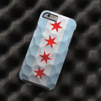 Chicago Flag Golf Ball Pattern Tough iPhone 6 Case