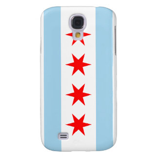 Chicago Flag iPhone 3G/3GS Case Samsung Galaxy S4 Covers