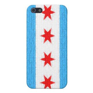 Chicago Flag iPhone 5 Case