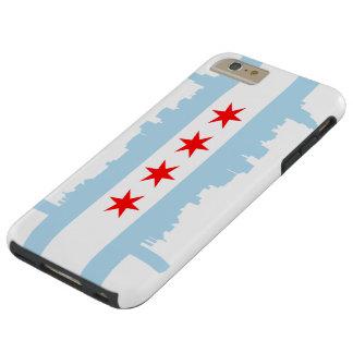 Chicago Flag iPhone 6 Tough™ Tough iPhone 6 Plus Case