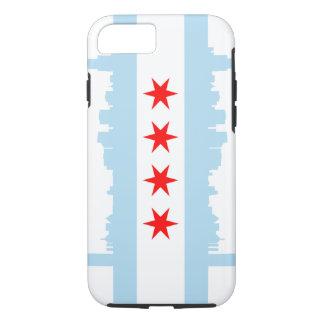 Chicago Flag iPhone 7 Tough™ iPhone 8/7 Case