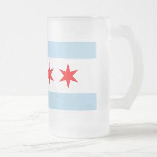 Chicago Flag Mugs