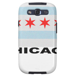 Chicago Flag Plaid Vintage t shirt.png Samsung Galaxy SIII Case