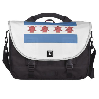 Chicago Flag PSYOP Commuter Bags