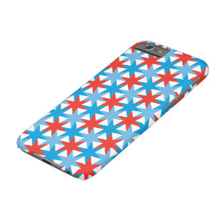 Chicago Flag Star Pattern Phone Case