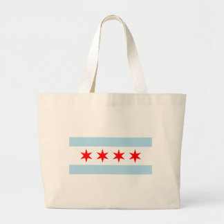 Chicago Flag Bags