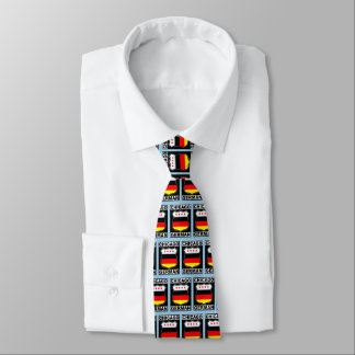 Chicago German American Tie