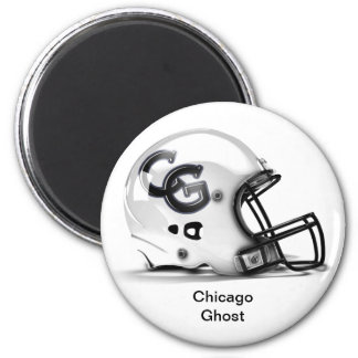 Chicago Ghost Magnet