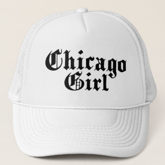 Chicago Girl Trucker Hat