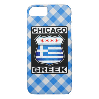 Chicago Greek American Phone Case