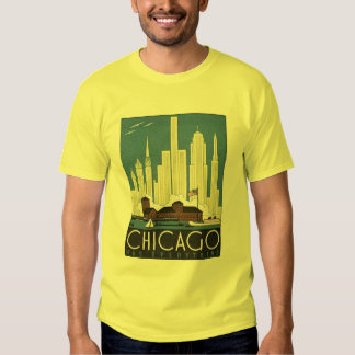 Chicago Has Everything T Shirts