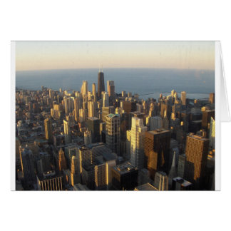 Chicago, Il Greeting Cards