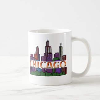 Chicago  IL Coffee Mug