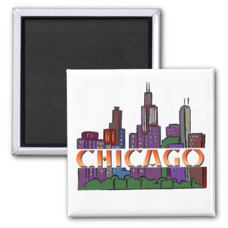 Chicago  IL Magnet