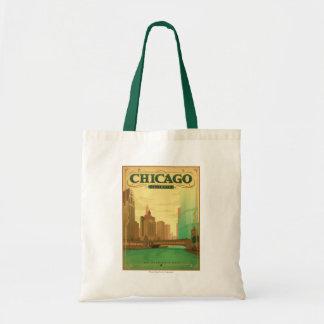 Chicago, IL - St. Patrick's Day Tote Bag