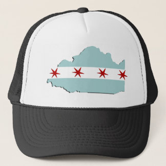 Chicago, IL Trucker Hat