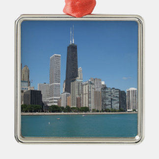 Chicago, Illinois Christmas Ornament