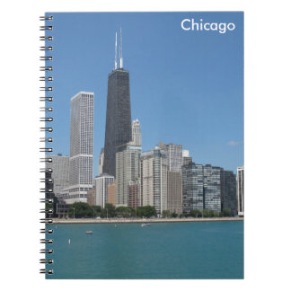 Chicago, Illinois Notebook