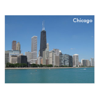 Chicago, Illinois Postcard