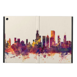 Chicago Illinois Skyline Cover For iPad Air