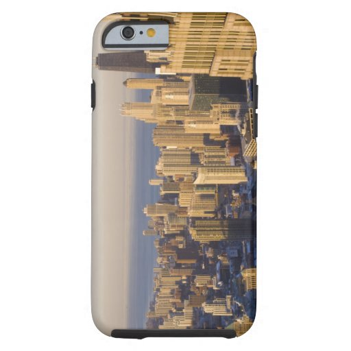 Chicago, Illinois, Skyline from the Sears Tower iPhone 6 Case