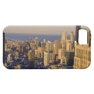 Chicago, Illinois, Skyline from the Sears Tower iPhone 5 Case