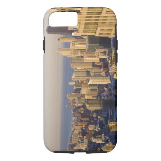 Chicago, Illinois, Skyline from the Sears Tower iPhone 8/7 Case