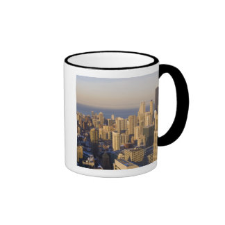 Chicago, Illinois, Skyline from the Sears Tower Coffee Mug