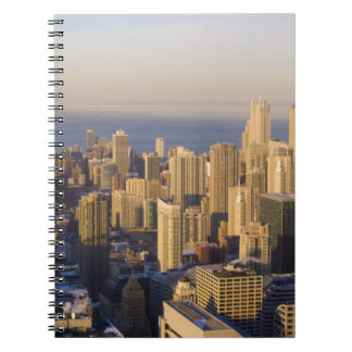 Chicago, Illinois, Skyline from the Sears Tower Notebook