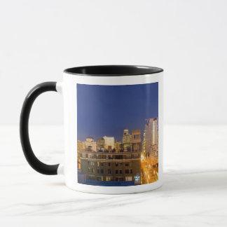 Chicago, Illinois, skyline shot from West Loop Mug