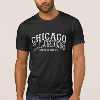 CHICAGO ILLINOIS Tee