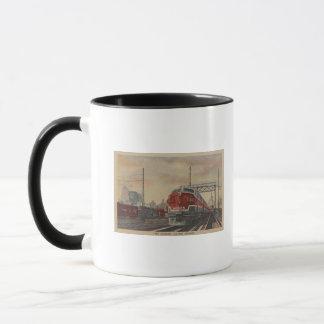 Chicago, Illinois / Train Mug