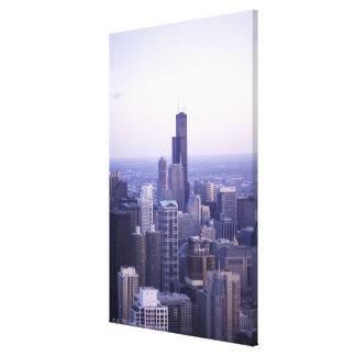 Chicago, Illinois, USA 2 Canvas Print