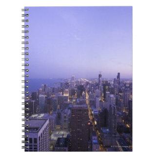Chicago, Illinois, USA 4 Notebook