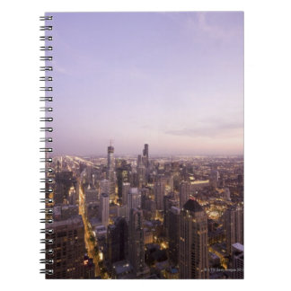 Chicago, Illinois, USA 5 Spiral Notebook