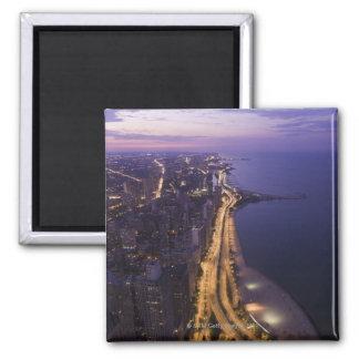 Chicago, Illinois, USA 6 Magnet