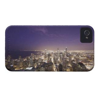 Chicago, Illinois, USA 7 iPhone 4 Case-Mate Case