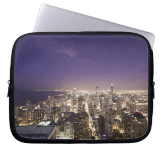 Chicago, Illinois, USA 7 Laptop Sleeve