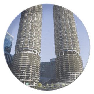 Chicago, Illinois, USA Plates