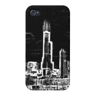 Chicago iPhone 4 Case