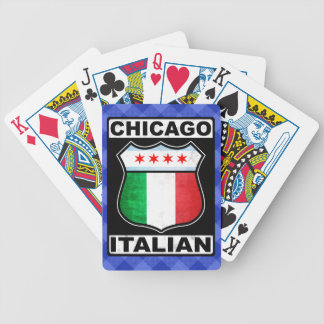 Chicago Italian American Card Deck Poker Deck