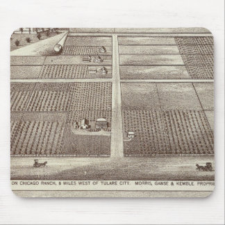 Chicago, Kay ranches Mouse Mat