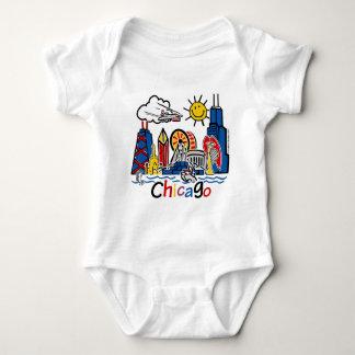 Chicago-KIDS-[Converted] Baby Bodysuit