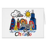 Chicago-KIDS-[Converted] Greeting Card