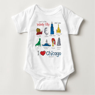 Chicago--kids-Icons-NEW-[Co Baby Bodysuit