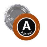 Chicago L Addison Brown Line Pins